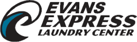 Evans Express Laundry Service Logo